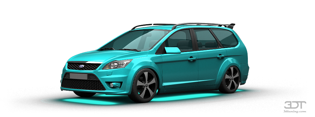 Ford Focus Wagon 2009 tuning
