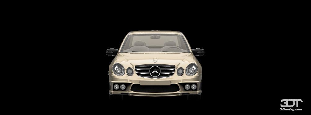 Mercedes E class'03