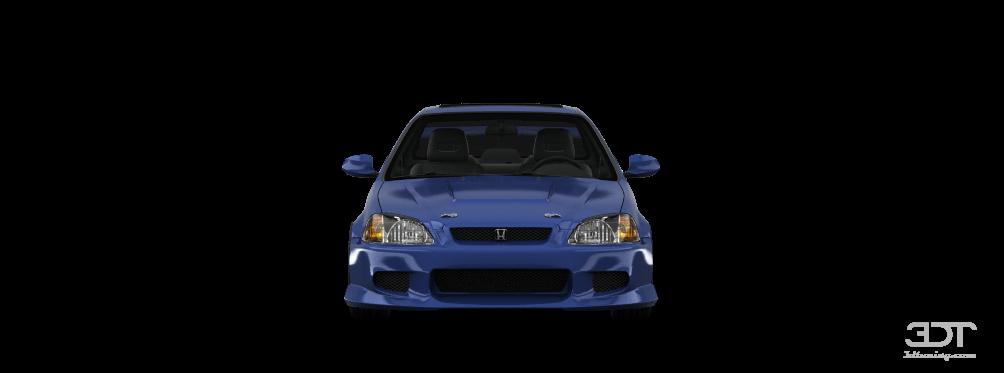Honda Civic Si Coupe 1999