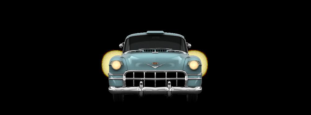 Cadillac De Ville'56