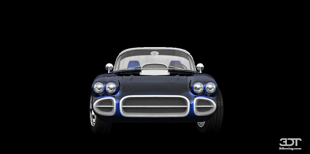 Chevrolet Corvette'58