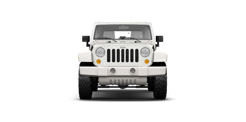Jeep Wrangler Unlimited'08