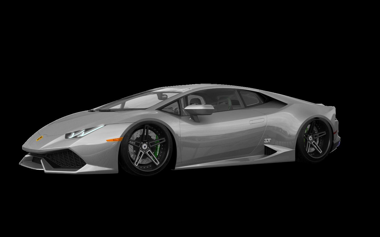 Lamborghini Huracan 2 Door Coupe 2014 tuning