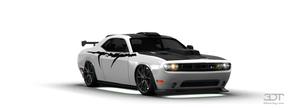 3dtuning Of Dodge Challenger Coupe 2009 3dtuning Com