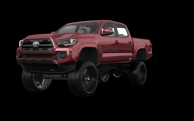 Toyota Tacoma 4 Door pickup truck 2018 tuning