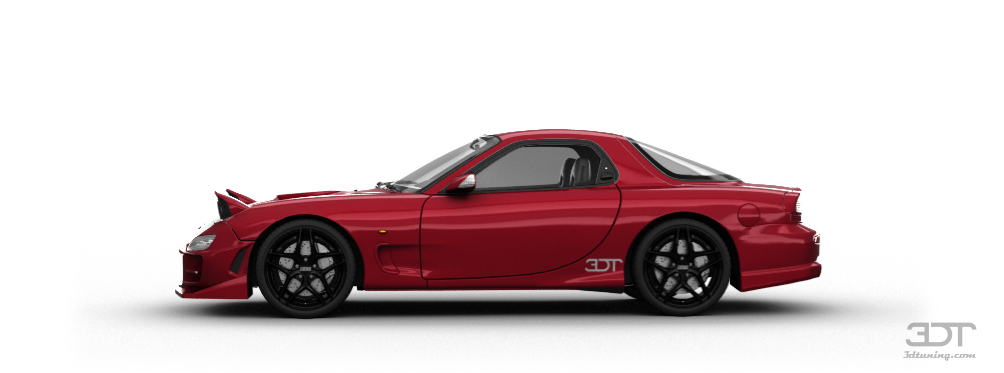 Mazda RX-7 Coupe 1997 tuning