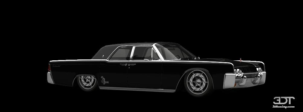 Lincoln Continental Sedan 1961 tuning