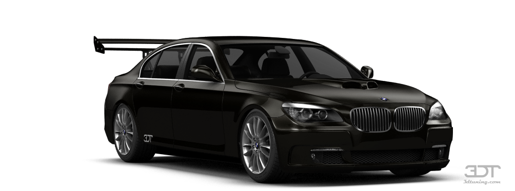 BMW 7 series Sedan 2011 tuning