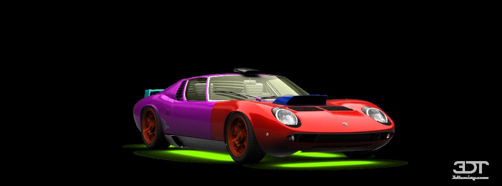 Lamborghini Miura 66 By Jessica Clayburg