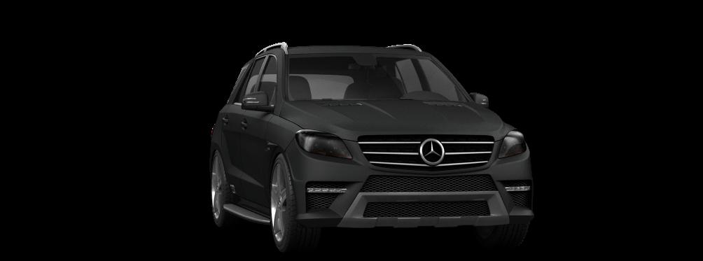 Mercedes ML class'11