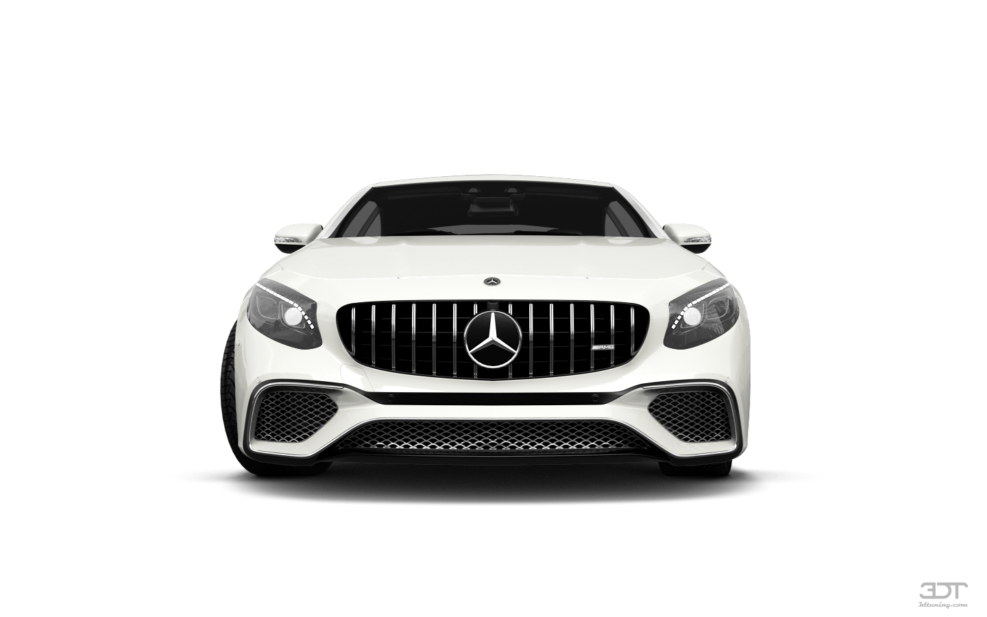 Mercedes S-Class 2 Door Coupe 2015