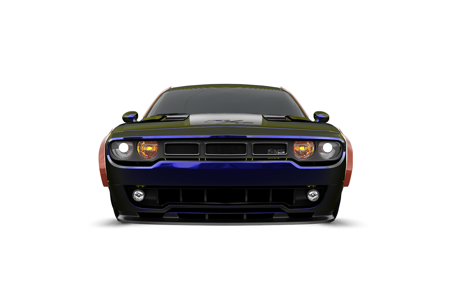 Dodge challenger08 by ys ad