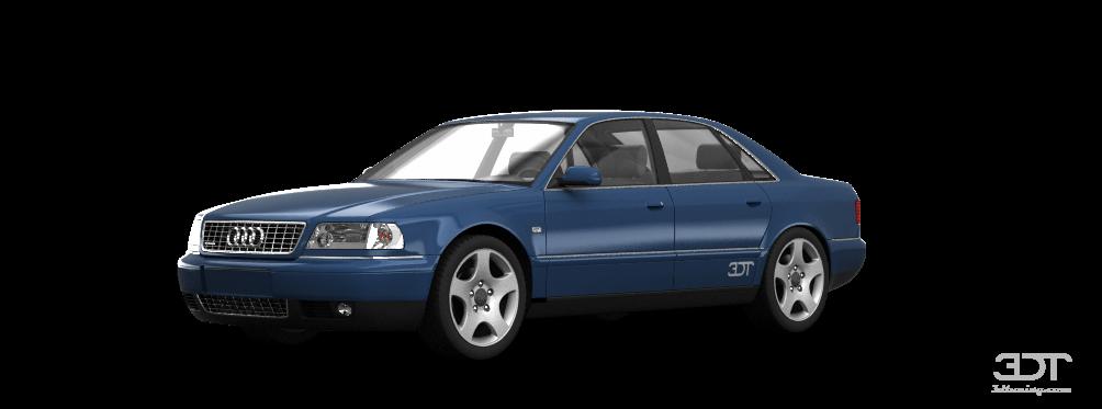Audi A8 Sedan 1999 tuning