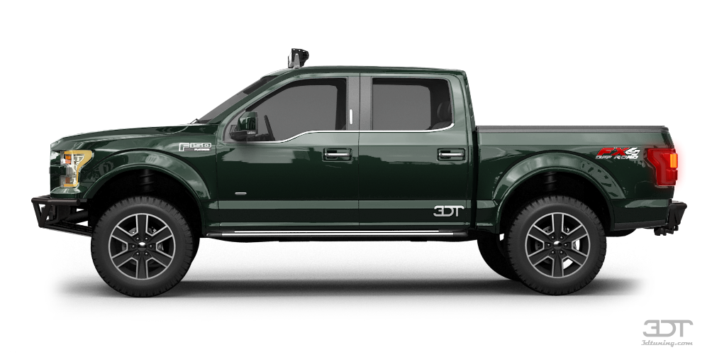 Galpin Ford Parts >> My perfect Ford F-150 CrewCab.