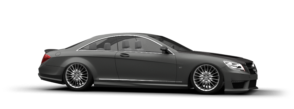 Mercedes CL class Coupe 2010 tuning