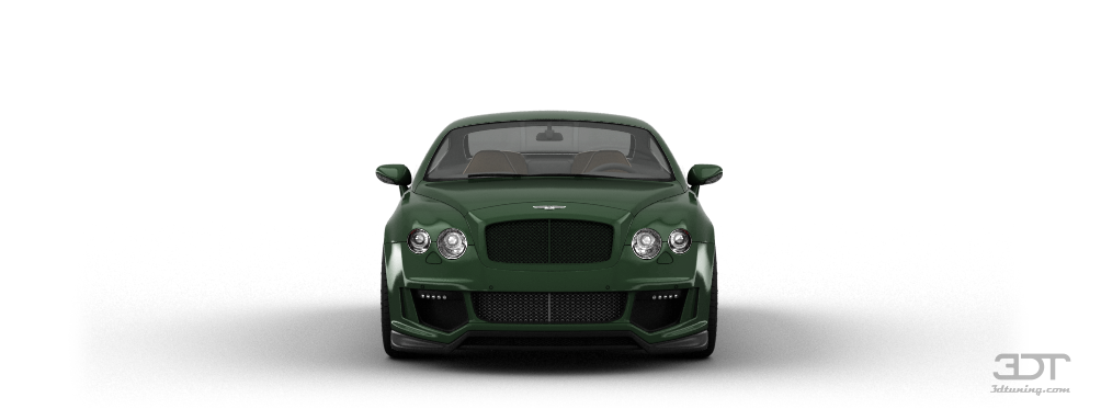 Bentley Continental GT'03