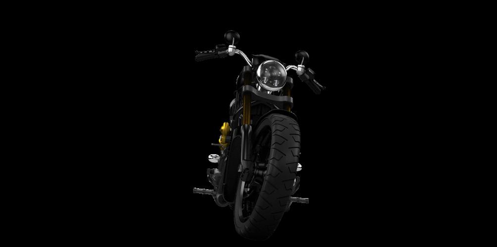Harley-Davidson Custom Chopper'10