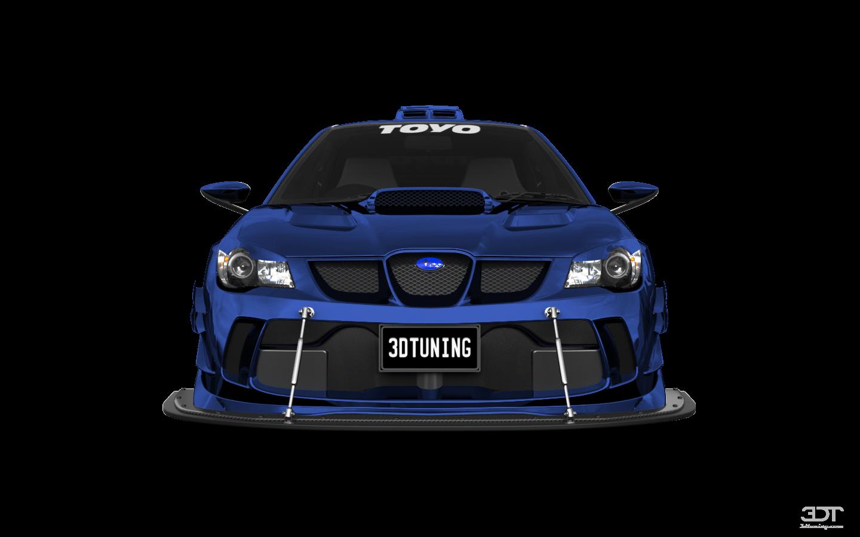 Subaru Impreza S204'06