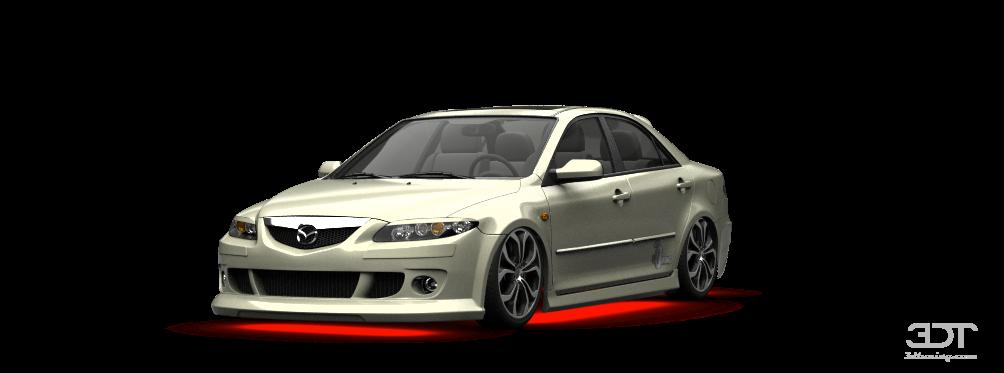 Mazda 6 Sedan 2001 tuning