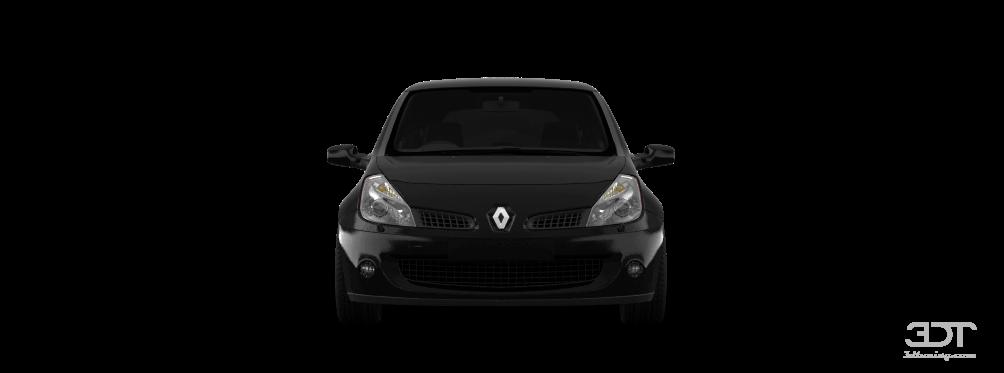 Renault Clio 3 Door Hatchback 2008
