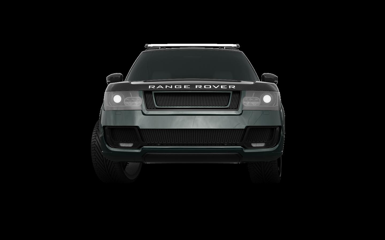 Обои внедорожник, 600 supercharged, ares design, range rover. Автомобили