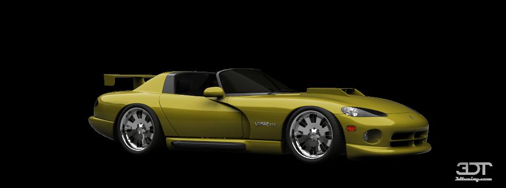 Dodge Viper Convertible 2000 tuning