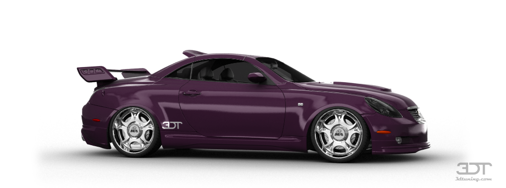 Toyota Soarer 430SCV'02