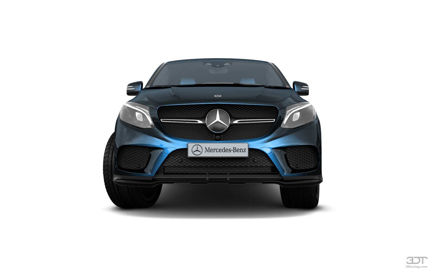Mercedes GLE Coupe SUV 2016