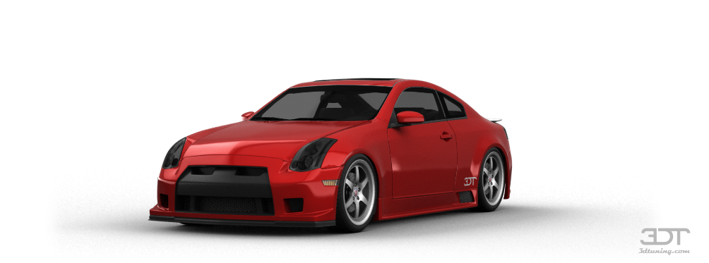 3dtuning Of Infiniti G35 Coupe 2003 3dtuning Com Unique