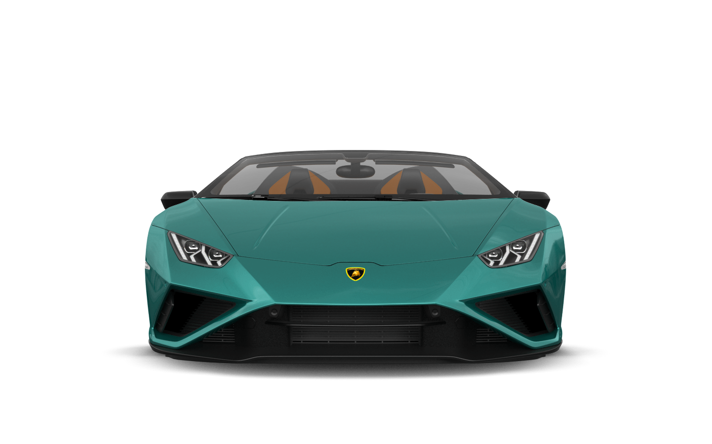 Lamborghini Huracan Spyder 2 Door Convertible 2016