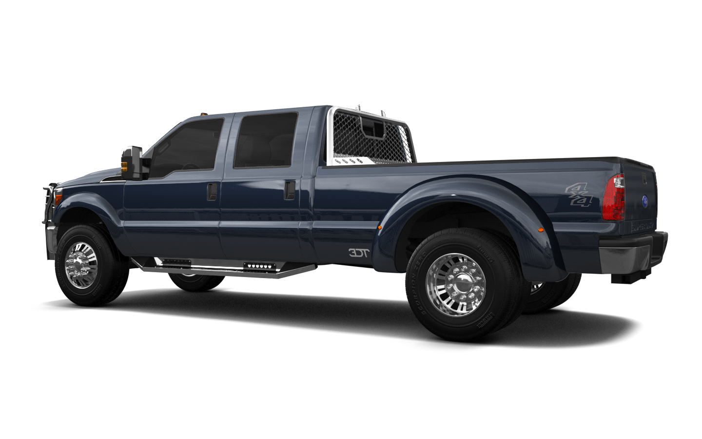 Ford F-350 DRW'13