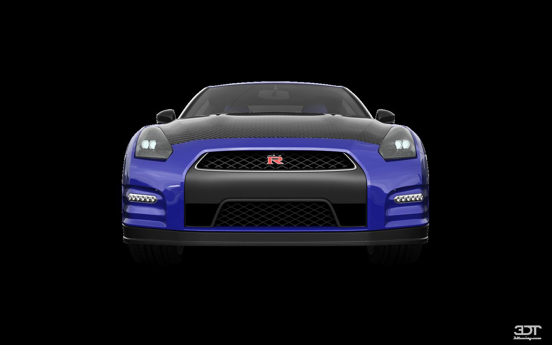 Nissan GT-R 2 Door Coupe 2010