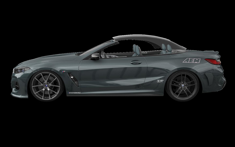 BMW 8 Series 2 Door Convertible 2018 tuning