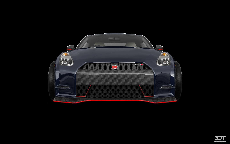 Nissan GT-R'12