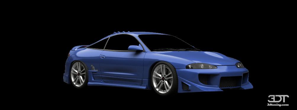My Perfect Mitsubishi Eclipse Gsx