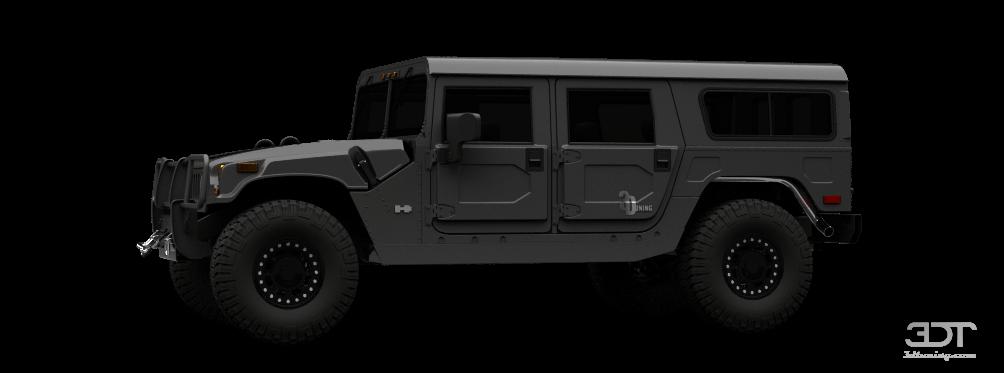 Hummer H1 SUV 1996 tuning