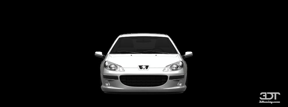 Peugeot 407 Sedan'04