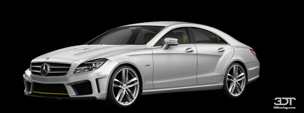 Mercedes CLS class 4 Door Coupe 2011 tuning