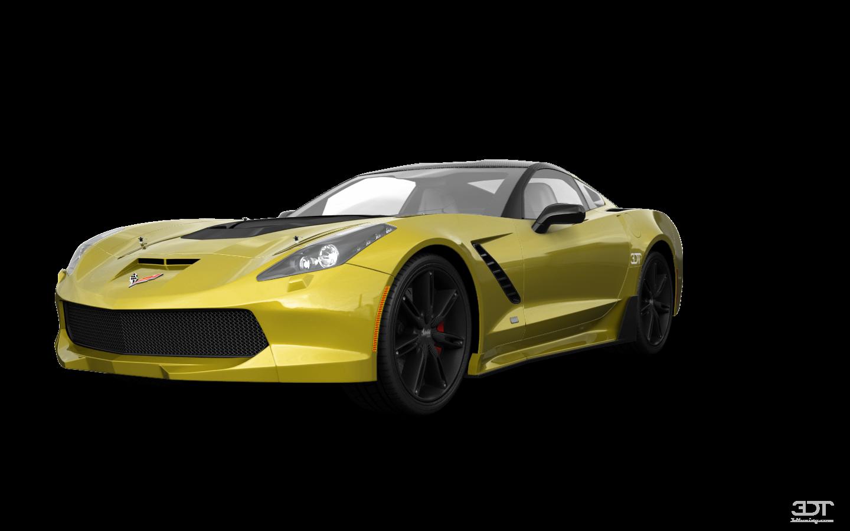 Chevrolet Corvette C7 2 Door Coupe 2015 tuning