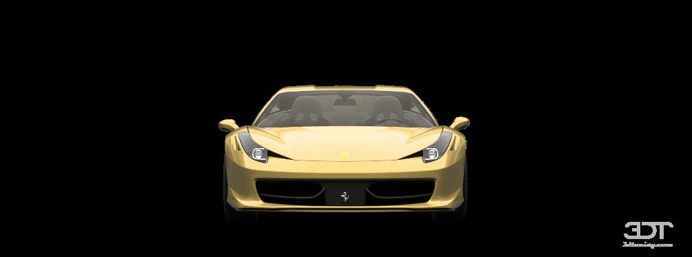 Ferrari 458 Italia'11