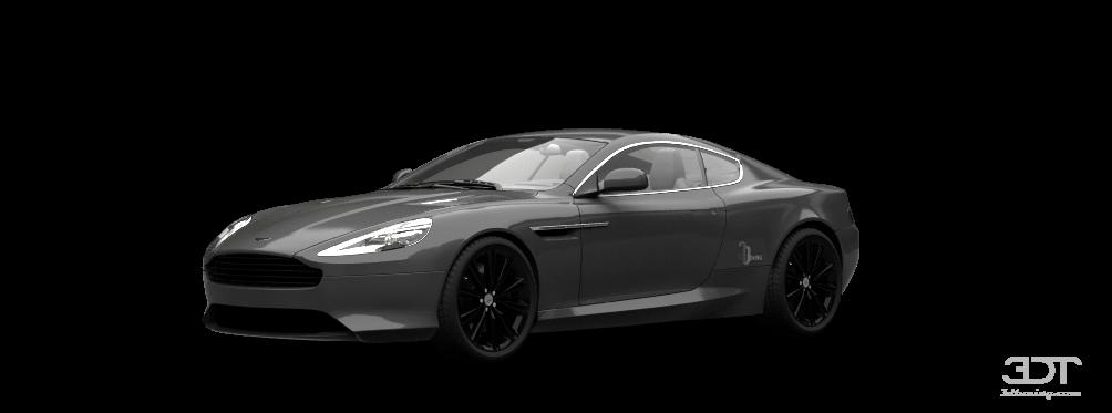 Aston Martin Virage Coupe 2012 tuning