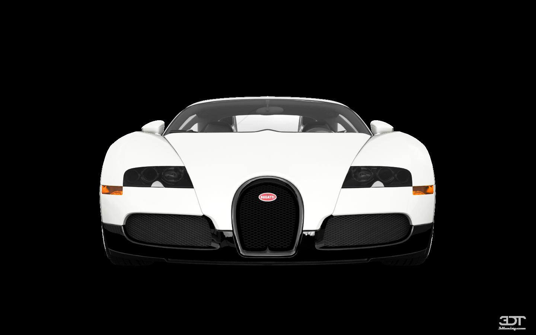 Bugatti Veyron 2 Door Coupe 2005