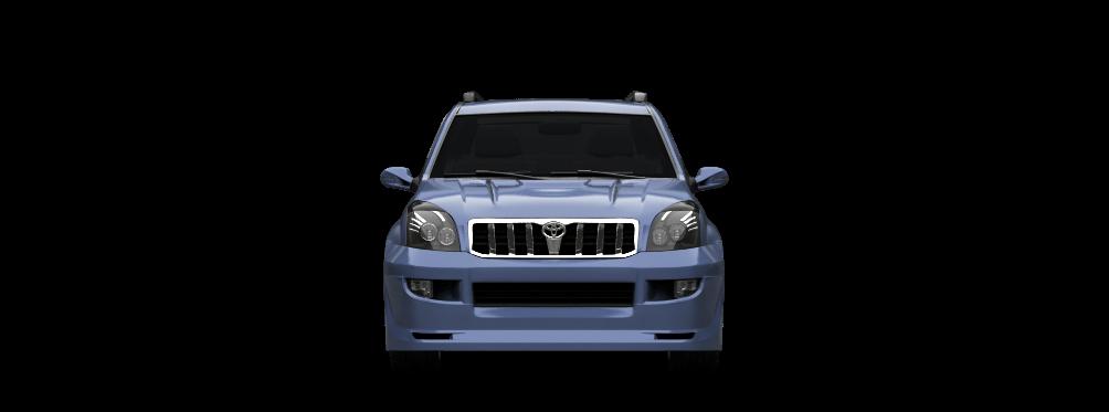 Toyota LC Prado'02