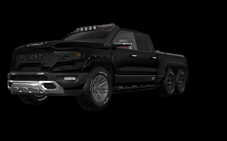 Dodge Ram Hennessey Mammoth 6X6 Truck 2021 tuning