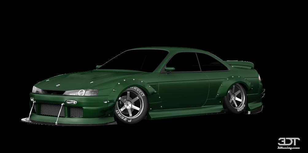 Nissan Silvia S14 2 Door Coupe 1994 tuning