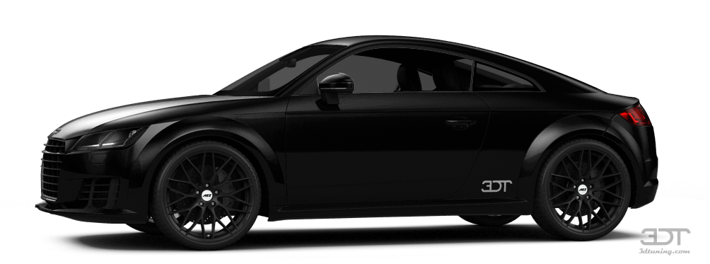 Audi TT Coupe 2014 tuning