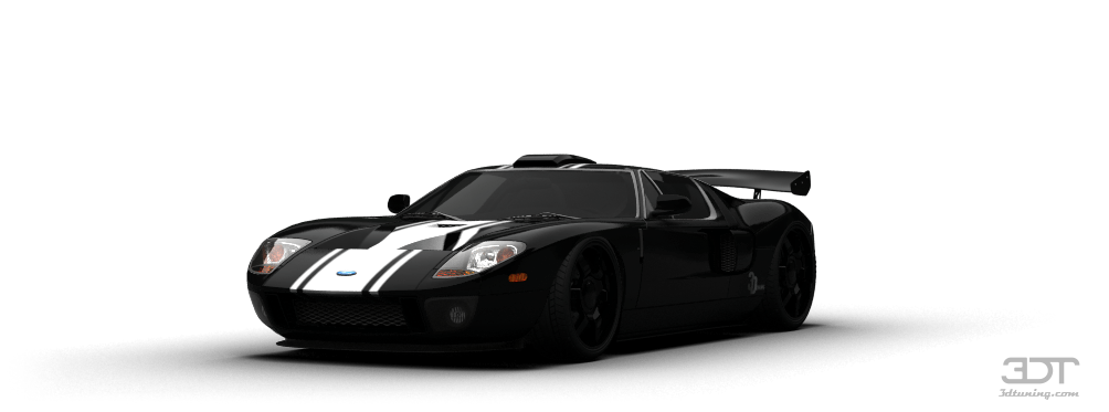 Ford GT Coupe 2005 tuning