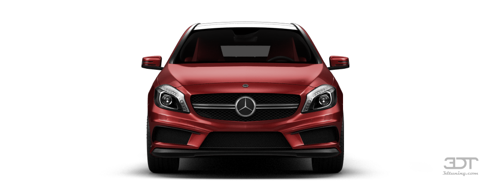Mercedes A class Hatchback 2013 tuning