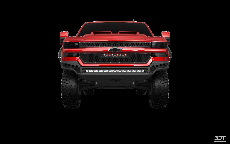 Chevrolet Silverado 1500'16