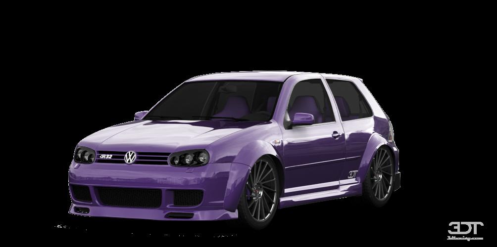 My perfect Volkswagen Golf 4 (mk4)